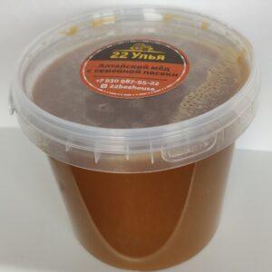 Мед гречишный 1 литр (1,4 кг)