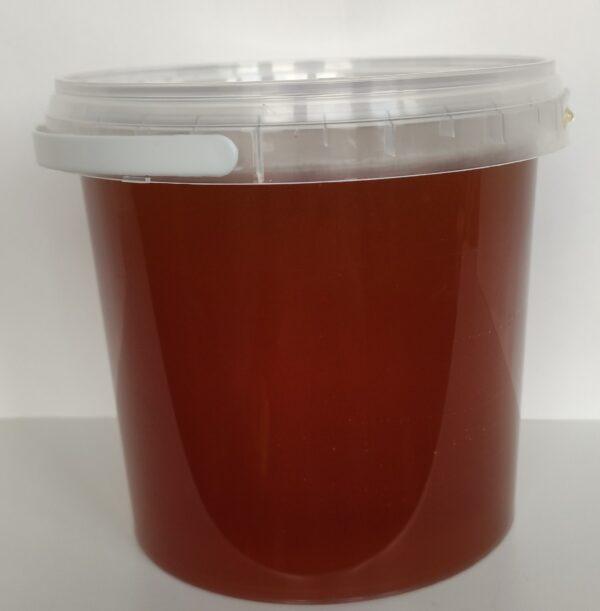 Мед таежный 1 литр (1,4 кг)