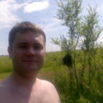 Канунников Александр поймал рой