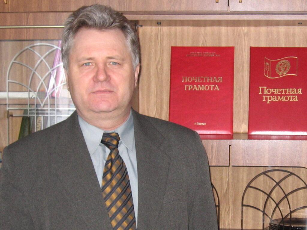 Канунников В.Ю. с грамотами