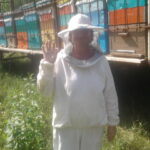 Пчеловод Канунникова Любовь