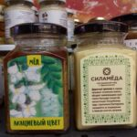 мед в супермаркете