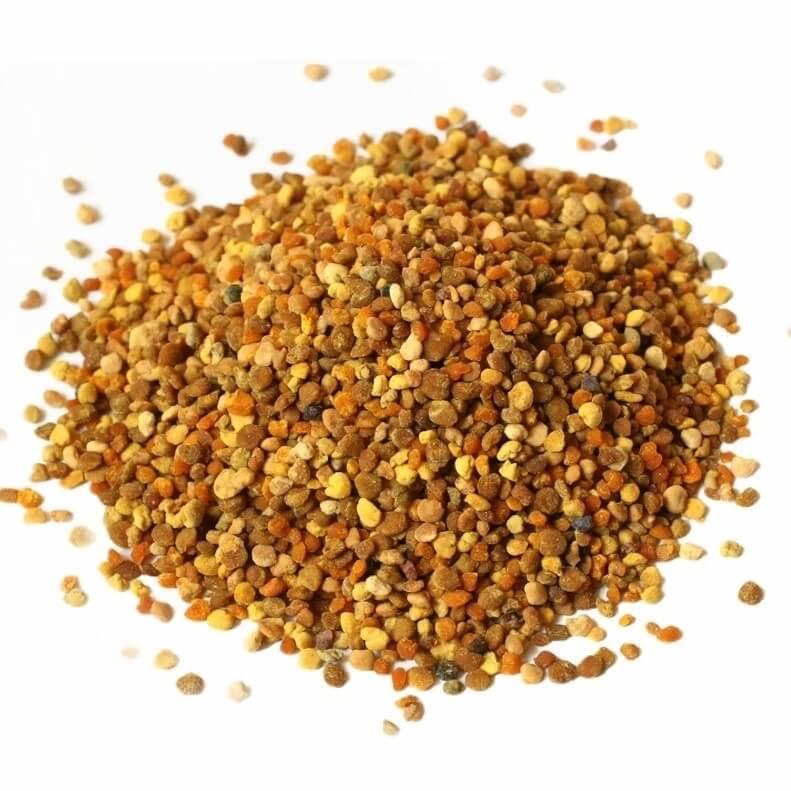 Пыльца в лечении псориаза