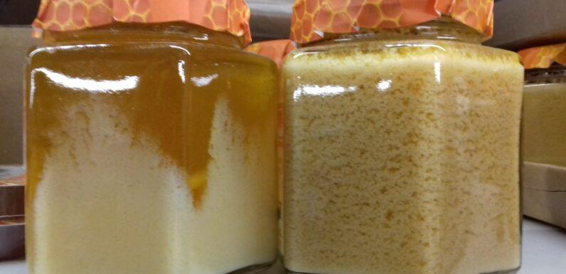 Фальсификация мёда