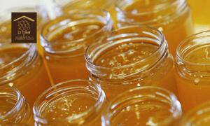 Свежий алтайский мед